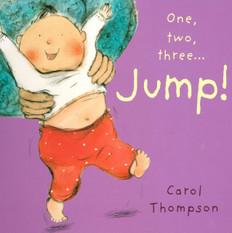 One, Two, Three… JUMP! (Board Book)