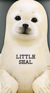 Little Seal: Look at Me (Board Book)