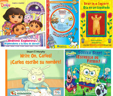 Large Core Bilingual Bundle (25 Books)