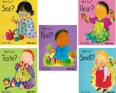 Small Senses Set of 5 (Board Book)