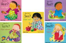 Small Senses Bilingual (BSB)- 25 Books