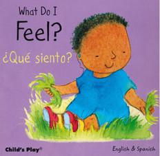 What Do I Feel? / ¿Qué siento?:  Small Senses (Board Book)