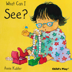 What Can I See? Small Senses (Board Book)