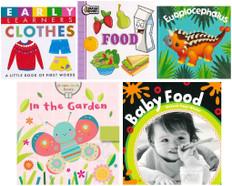 Super Core Birth-12 Months (50 Books) C (12x12x8)