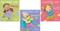 Amazing Me! Set of 3 (Board Book)