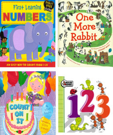 Numbers and Counting Set of 4