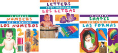 Learning First Concepts Bilingual Set of 3 (Board Book)