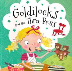 Goldilocks and the Three Bears (Paperback)