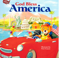 God Bless America: A Land That I Love Book (Board Book)