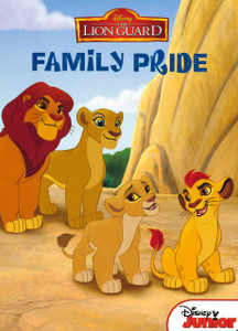 Family Pride: Disney The Lion Guard (Board Book)