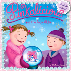 Pinkalicious and the Snow Globe (Paperback)