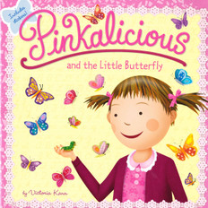 Pinkalicious and the Little Butterfly (Paperback)