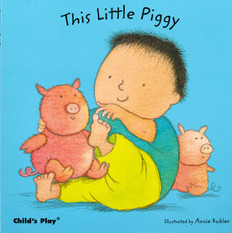 This Little Piggy (Board Book)