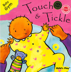 Touch & Tickle: Baby Gym (Board Book)