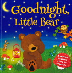 Goodnight Little Bear (Paperback)