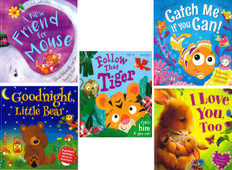 Storybook Set of 5 (Paperback)