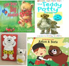 The Bear Books Set of 4