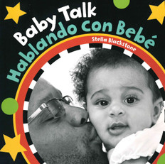 Baby Talk (Spanish/English) (Board Book)