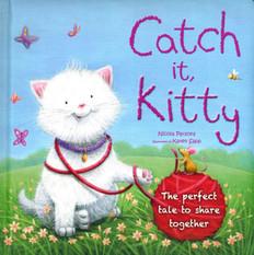 Catch it, Kitty (Padded Board Book)