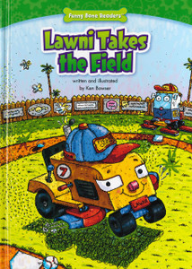 Lawni Takes the Field: Truck Pals on the Job (Hardcover)