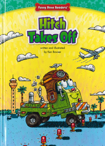 Hitch Takes Off: Truck Pals on the Job(Hardcover)