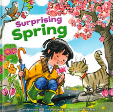 Surprising Spring (Hardcover)