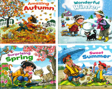 Sensational Seasons! Set of 4 (Hardcover)