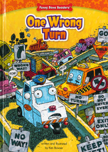 One Wrong Turn: Truck Pals on the Job (Hardcover)