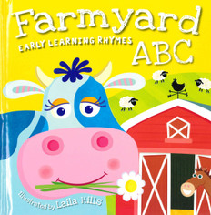 Farmyard Early Learning Rhymes ABC (Hardcover)
