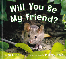 Will You Be My Friend (Hardcover)