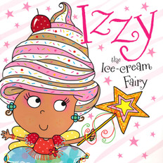 Izzy the Ice-Cream Fairy (Paperback)