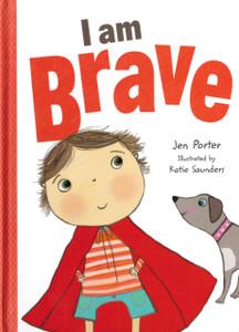 I Am Brave (Board Book)