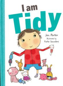 I Am Tidy (Board Book)
