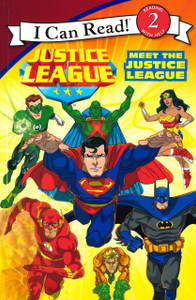 Meet the Justice League: I Can Read Level 2 (Paperback)