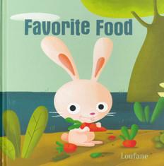 Favorite Food (Hardcover)