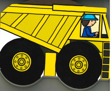 Dump Truck: Playtown Chunky (Board Book)