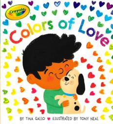 Colors of Love (Board Book)