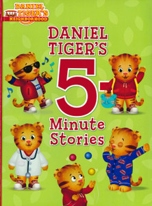 Daniel Tiger's 5-Minute Stories (Hardcover)