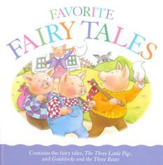 Favorite Fairy Tales (Padded Board Book)