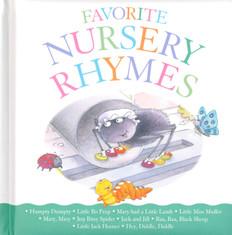 Favorite Nursery Rhymes (Padded Board Book)