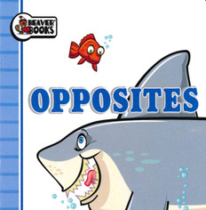 Opposites (Chunky Board Book 3.5 x 3.5 x .25 inches)
