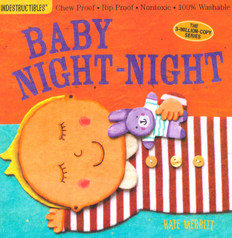 Baby Night-Night: (Indestructibles)