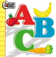 Z/CASE OF 80 - ABC (Chunky Board Book)