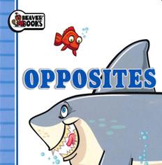 Z/CASE OF 80 - Opposites (Chunky Board Book)