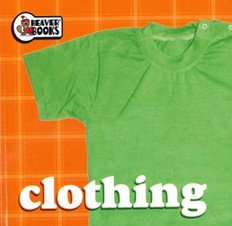 Z/CASE OF 80 - Clothing (Chunky Board Book)