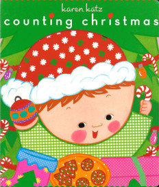 Counting Christmas: Karen Katz (Board Book)