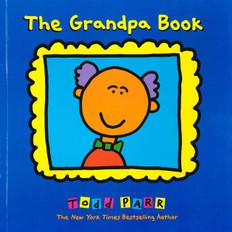 The Grandpa Book (Paperback)