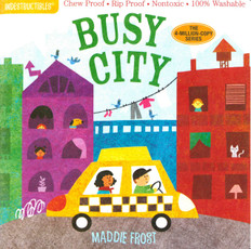 Busy City:  (Indestructibles)