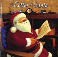 A Letter to Santa (Paperback)