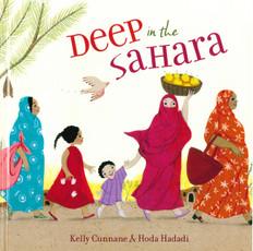 Deep in the Sahara (Hardcover)